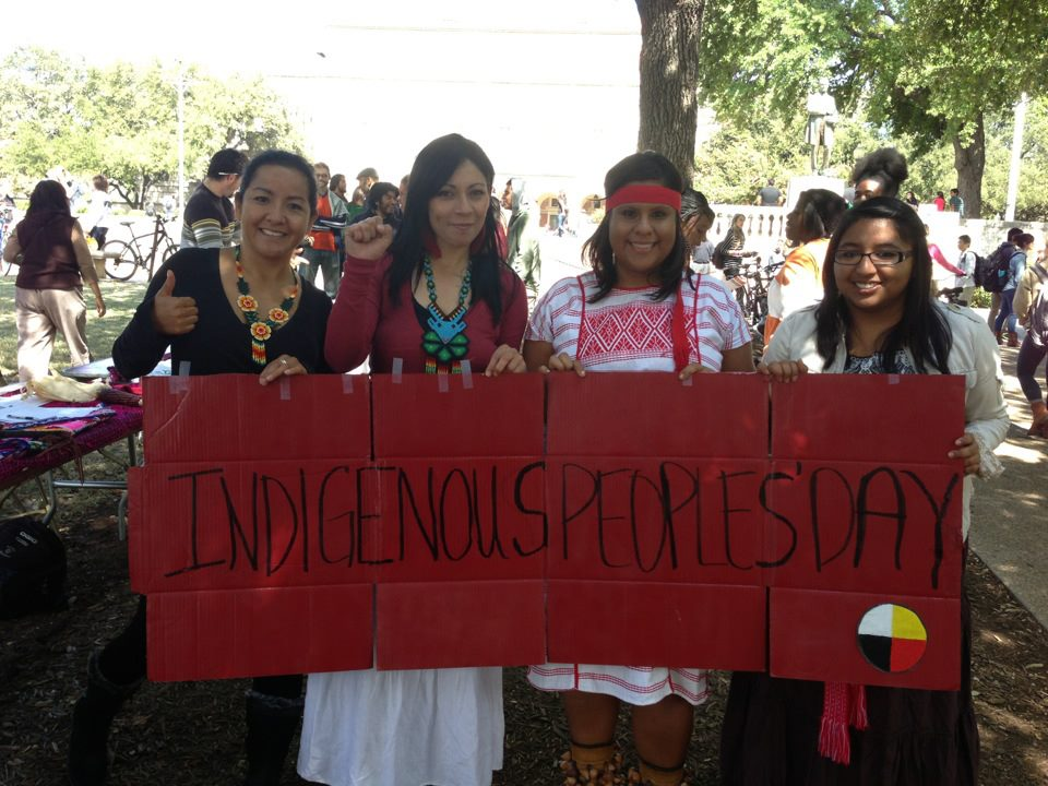 NAISA indigneous peoples day